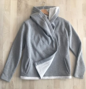 Light Grey Bluza
