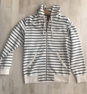 Bluza Marine Stripes