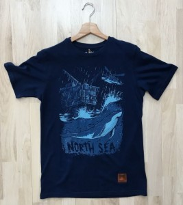 NORTH SEA T-shirt